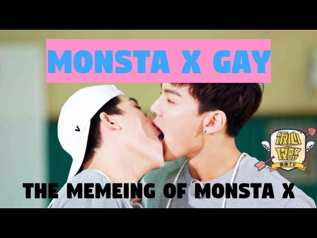 The Memeing of MONSTA X Pt.3 | MONSTA X Gay... I mean Ray