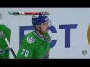 Barys 5 Salavat Yulaev 3, 5 September 2017 Highlights