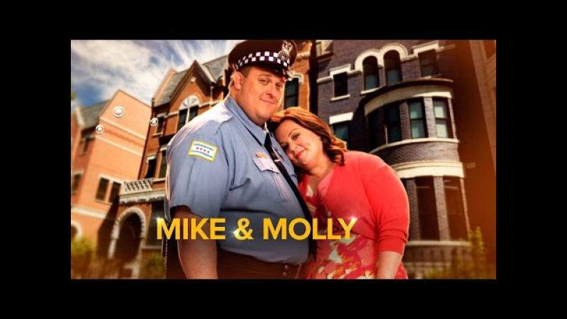 Майк и Молли (Mike Molly) трейлер сериала