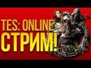 НАША СВАДЬБА И СТРИМ ПО ЛУЧШЕЙ MMORPG! - The Elder Scrolls Online!