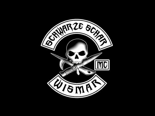 SS MC (SCHWARZE SCHAR) IS A GERMAN NAZI MC WITH WEIRD TATTOO INITIATION RITUAL VIOLENCE REPUTATION