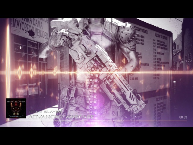 TITAN SLAYER Advanced Warfare Hybrid Rock Trailer Music