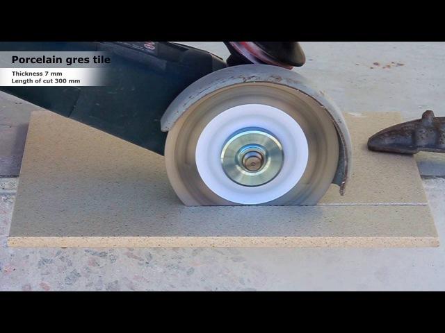 Distar Razor 125 mm - Universal high speed diamond blade for dry cutting