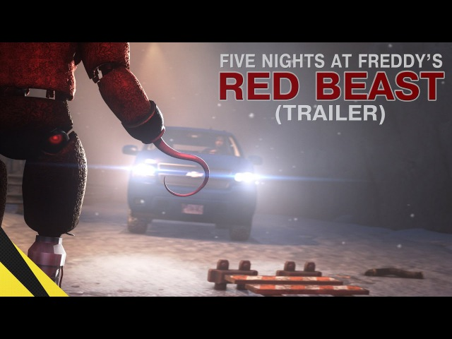 SFM Five Nights at Freddy's Movie Red Beast Trailer FNAF Animation