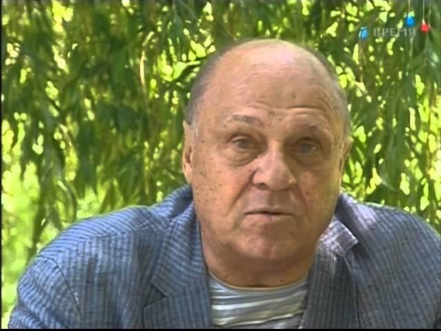 Моя родословная - Владимир Меньшов (31.10.2009)