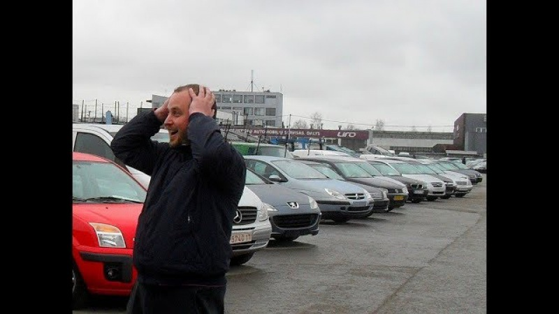 как выбрать авто от 300$ до 700$ в Польше без посредников 2017