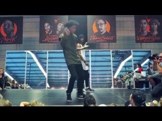 Larry (Les Twins) | NEW 2017 | Fair Play Dance Camp