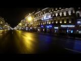 ...night Saint-Petersburg