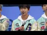 VK171021 Golden Child - Talk time (focus donghyun) @ Chuncheon Young Street