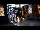 Кинотеатр Киносфера ТЦ Капиталий. Танцуй всегда и везде,даже если неудобно и ты - робот!