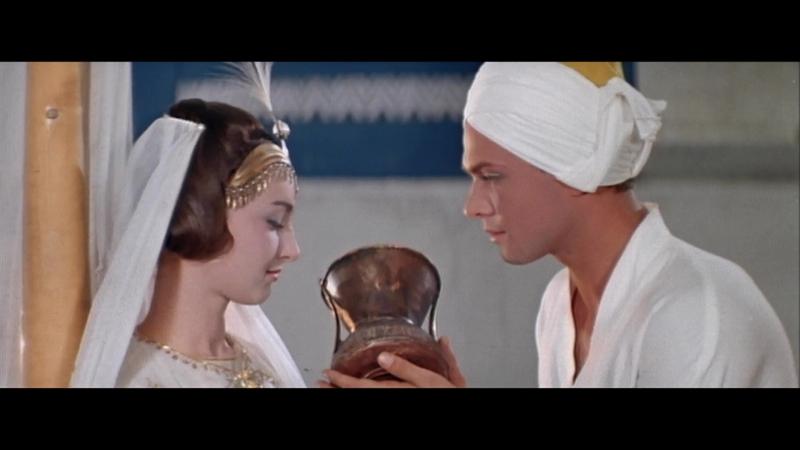 Волшебная лампа Аладдина ( СССР 1966 год ) Full HD