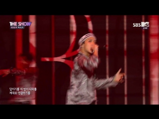 SBS MTV SBS funE ㅡ 'The Show' Comeback StaWhisper