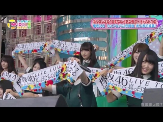 Keyakizaka46 - Abunakkashii Keikaku [Русские субтитры]