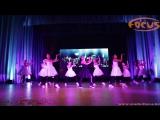 Джаз-фанк - New Black Swan  Зимний отчетный концерт 2017  Dance studio Focus