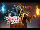 YAmy team-ZonT INVOKER CAST BOBOOm