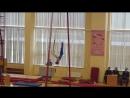 2016.10.25 • Первенство города Санкт-Петербурга по спортивной гимнастике • 1-ый день • Кольца • 8.3