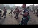 Танец солдат военно - морских сил Индонезии оригинал Music