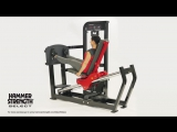 Hammer Strength Select Seated Leg Press