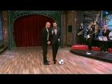 Вечерний Ургант - Зинедин Зидан_Zinedine Zidane и Диана Арбенина,Billys Band. 9