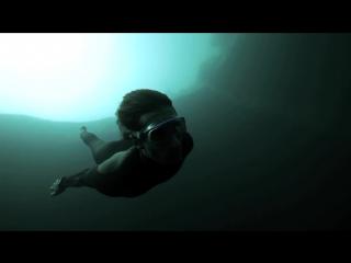 Погружение в подводную бездну, без акваланга