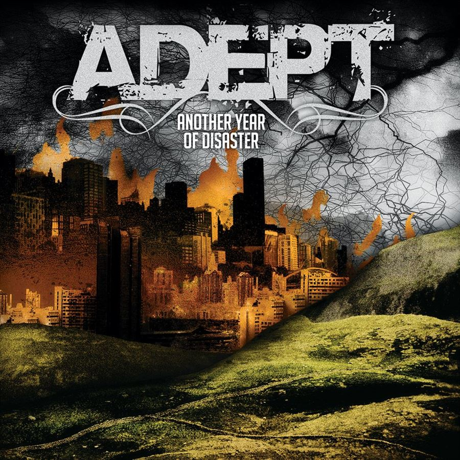 Adept - Another Year of Disaster (2009)