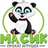 """Прокат игрушек """"Масик"""" Нижний Новгород"""