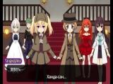 SugoiSubs Нора, принцесса и бродячий котNora to Oujo no Noraneko Heart 10 из 12