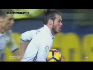 Вильярреал - Реал Мадрид. Гол Бэйла
