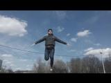 Yelawolf - Get the fuck up (Vladislav Vasilevski solo hip-hop choreography)
