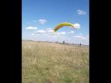 Полет на параплане) унесённые  ветром (часть 1)