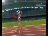 (staroetv.su) XXVIII Олимпийские Игры (Спорт, 24.08.2004) Легкая атлетика, прыжки с шестом (ж), финал