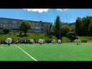 Solikamsk Active Youth на городском чемпионате по бамперболу 2017