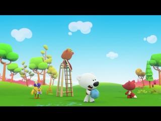 🐻 Ми-ми-мишки - Дрессировщик - Новые серии! Веселые мультики для всей семьи