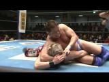 Kazuchika Okada, YOSHI-HASHI vs. Katsuyori Shibata, Yuji Nagata (NJPW - Road To Sakura Genesis 2017 - Day 2)