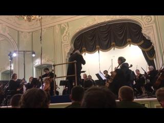 А. Дворжак концерт для виолончели с оркестром 1 часть