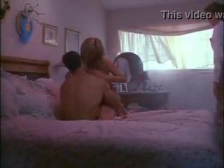 Tanya roberts joan severance - almost pregnant ( 1992 ) sex scene