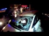 Появилось первое видео с места ДТП, в котором пострадал актёр Николай Караченцов!