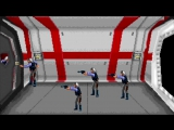 16 Bit DARTH VADER Rogue One Ending Scene