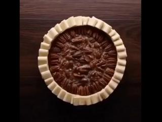 Интересные идеи для украшения пирогов. Хозяйке на заметку.