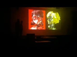 Альтернативная версия заставки Леди Баг и Супер-Кот | Miraculous Ladybug Opening