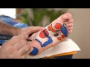 Come stimolare le zone riflesse dei piedi