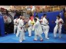 2017 04 04 Shihan Jesús Talán Shinkyokushin Kumite General Class 3