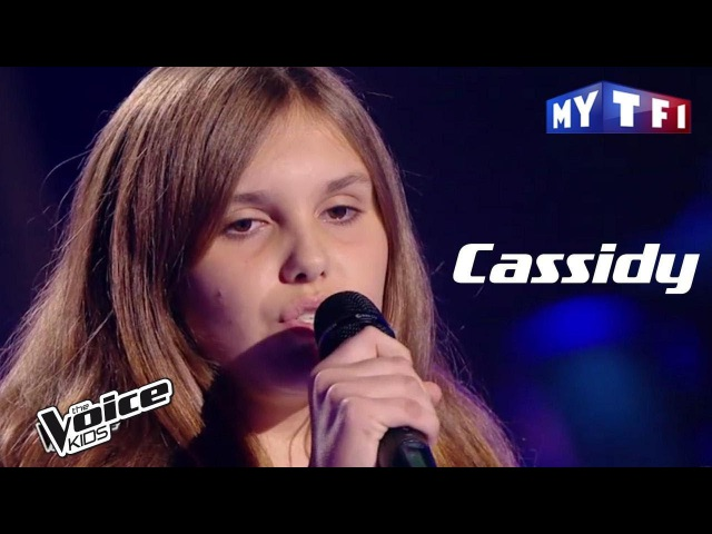 Amazing Grace - Chant Gospel | Cassidy | The Voice Kids France 2017 | Blind Audition