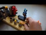 Лего самоделка из 5 ночей с Фреди
