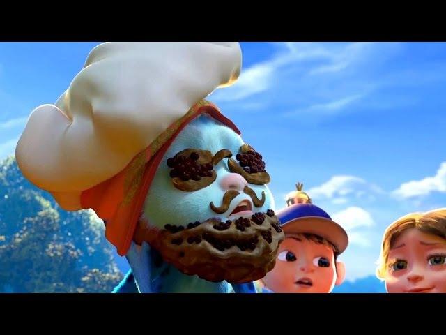 Джинглики: песенка - караоке для детей / новые российские мультфильмы 2017 для детей