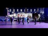 Janet Jackson - BURNITUP! (feat. Missy Elliott) Presented By Tobias Ellehammer #ThatsHowIBURNITUP