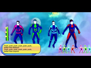 Just Dance with Jesus You're My Superhero by Hillsongs Kids