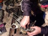 Ремонт двигателя дельта, альфа, мустанг