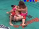 Wrestling Female Kana vs Chihiro Oikawa