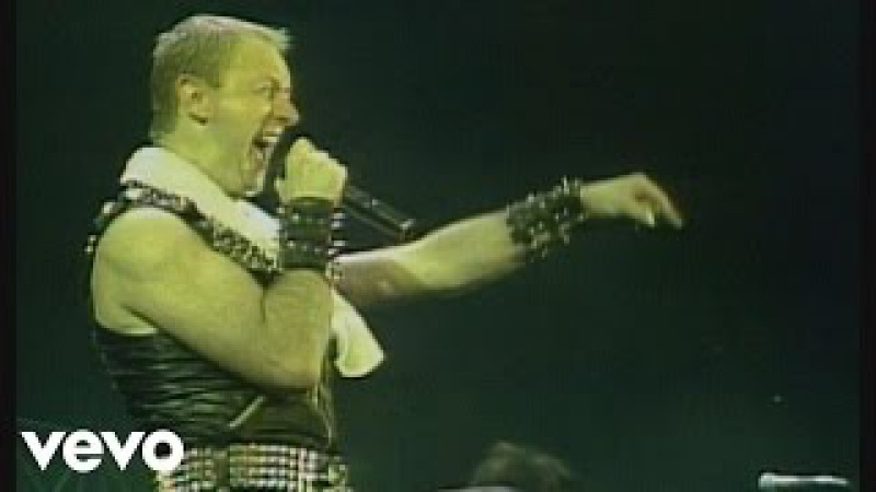 Judas Priest - The Green Manalishi (With the Two Pronged Crown) [Live Vengeance '82]